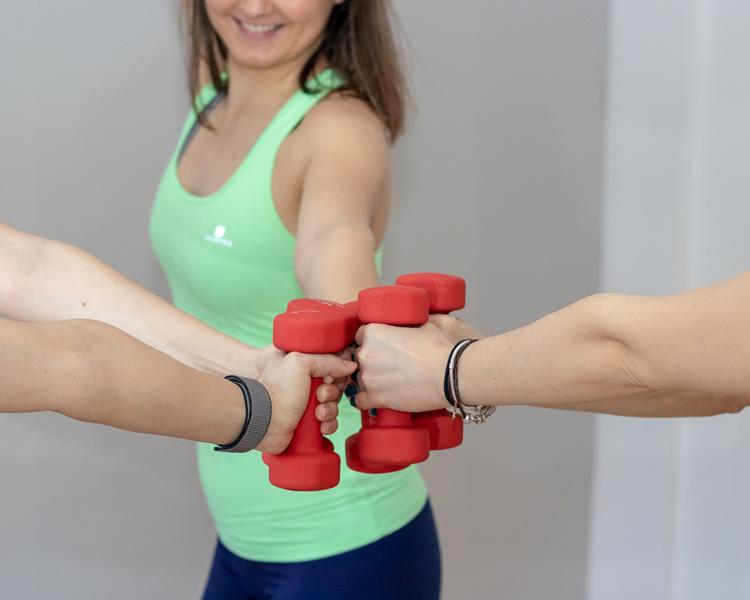 Angajări sală fitness Cluj-Napoca