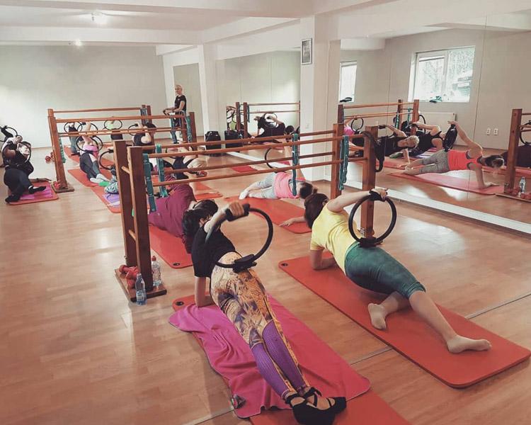 Instructori Fitness Cluj-Napoca